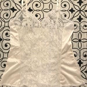 Vintage Lace Front Camisole
